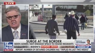 Texas Lt. Governor Patrick Discusses The Border Crisis