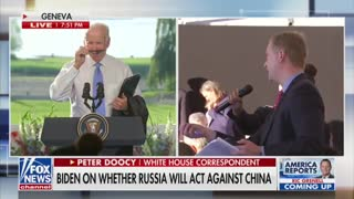 Biden Can't Articulate Any Real Plan To Pressure China On COVID-19 Origins