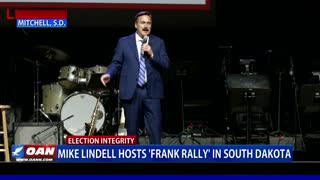 Mike Lindell hosts Frank Rally in S.D.