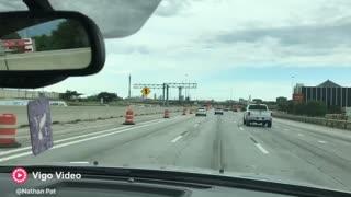 Driving to Dallas