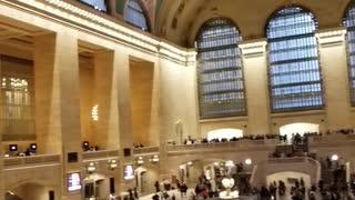 Inside Grand Central Station N.Y.C.
