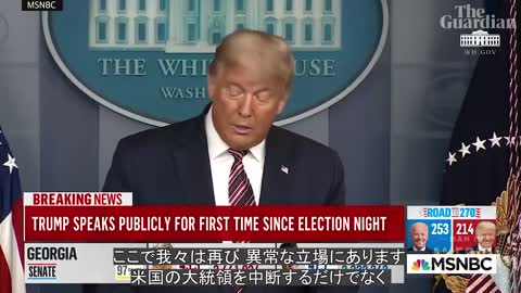The Plot to Steal America (Japanese Subtitles)
