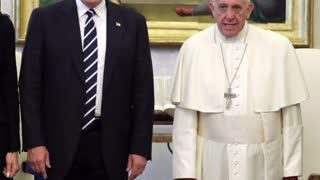 singing pope