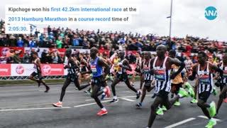 From milk transporter to marathon world record holder - the Kipchoge story