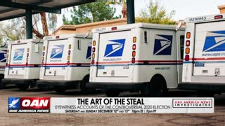One America News Investigates: The Art of the Steal