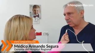 Crisis hospitalaria en el Hospital Regional de Magdalena