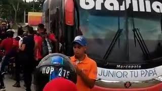 Junior en mototaxi