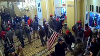 BREAKING: New Footage from Jan. 6 Riot Emerges