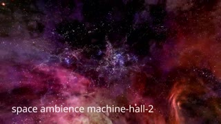 Space ambiences Cinematic Sound Effects-drone