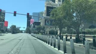 Las Vegas during lockdown 4/1/2020