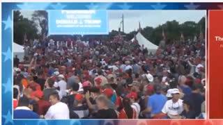 President Trump rally in Sarasota, Florida 3/7/2021