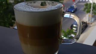 Tel Aviv Coffee קפה על הבוקר בתל אביב