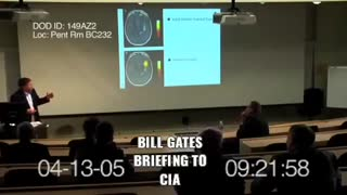 Bill Gates Talks About Vaccines