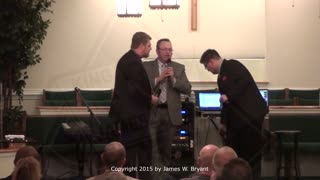 Special Song - A Brand New Ending, by Emmaus Road Quartet, 2015