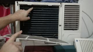 How to turn a window Air Conditioner into a Hepa Filter for your Home