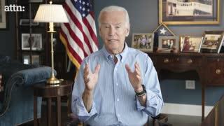 Presidential Joe Biden