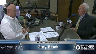 Community Voice 8/17/21 - Gary Black