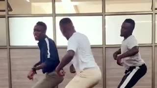 Crazy Dance Moves 1