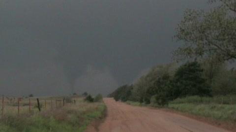 2007 Tornado Highlights - TX, NM, KS