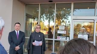 Arizona citizens elect alternate electors