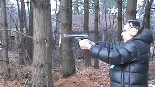 44 auto mag quick show and shoot