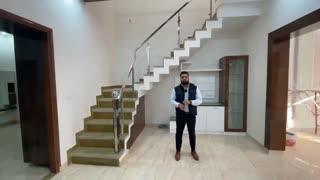 Luxury Design Modern Villa ( 30 X 60 ) 200 SQ Yard With Luxury Interior Design