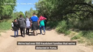 "CBP officials warn that illegal alien children are being ""rented"""