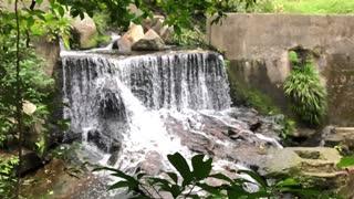 Little Hawaii waterfall