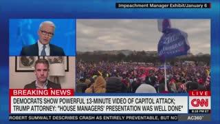 Anderson Cooper Compares Capitol Riot To Rwandan Genocide