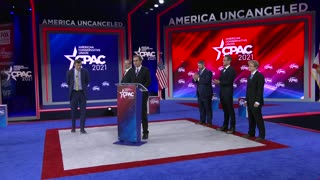 CPAC 2021- Remarks by James O'Keefe