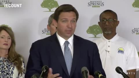 """Ron DeSantis Makes Internet Want to Move to Florida: """"If You Get the Vaccine... Act Immune!"""""""