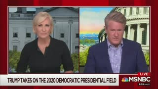 Scarborough says Trump looks 20 years younger than a lot of democratic candidates