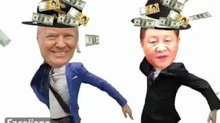 Funny video about Donald Trump & Xi Jinping