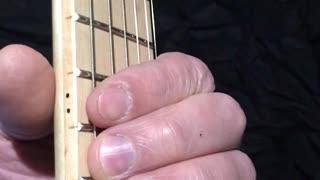 Guitar Listening Exercises - Root, 1 half step, 2 half steps, 3 half steps