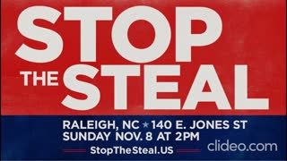 STOP THE STEAL EVENT