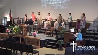LIVE: Providence Baptist Church on RSBN - Sunday, May 9, 2021