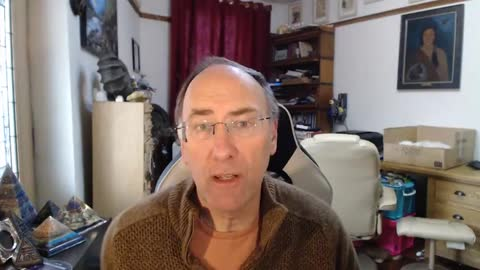 February 8th, 2021 Current News Update ~ Simon Parkes ~