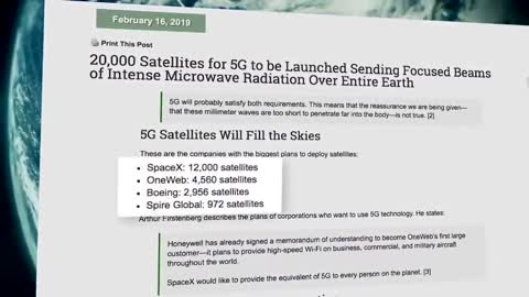 5g ALERT Everyone Needs to Pay Attention to This! Being installed while lock downed