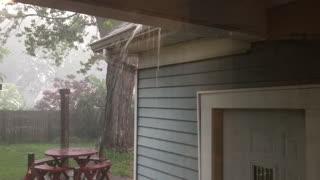 Literally Shocking Lightning Strike