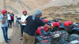 Safari Summer In Dahab Old Mountains