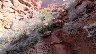 Fisher Towers Hike Moab Utah 2020