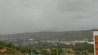 en noviembre y diciembre se registrarían las lluvias más fuertes del año en Santander