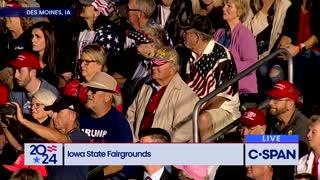 Donald Trump Rally Des Moines, Iowa