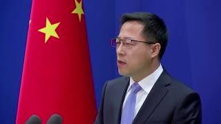 U.S. military 'flexing' won't help: China