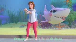 Baby Shark _ CoComelon Nursery Rhymes & Kids Songs
