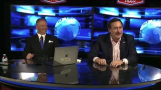 Mike Lindell on Jimmy Kimmel 4/28