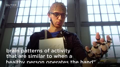Brain-Controlled Hand Exoskeleton