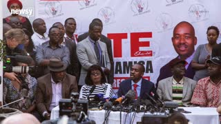 Zimbabwe Opposition Candidate Calls Election Results 'Illegal'