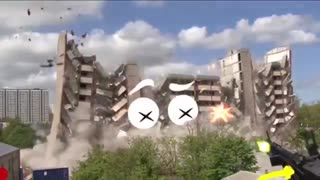 Building Collapse in Seconds 0001