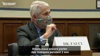 (vostfr) Dr Fauci vs Jim Jordan